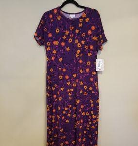 LuLaRoe Maria dress size S